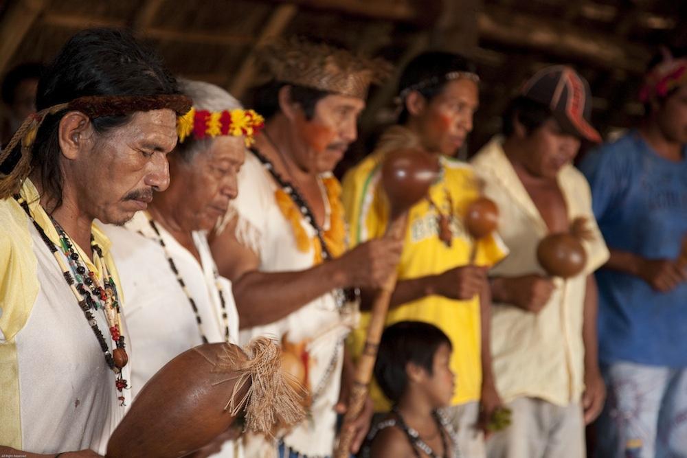 """""""Celebremos y reconozcamos juntos las historias, las culturas y las identidades específicas de los pueblos indígenas del mundo"""", dice el Secretario General de la ONU, Ban Ki-moon, en su mensaje del Día Internacional de los Pueblos Indígenas del Mundo."""