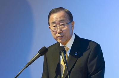 """""""La creciente desigualdad menoscaba los progresos realizados por la comunidad internacional a la hora de sacar a millones de personas de la pobreza y crear un mundo más justo"""", advierte Ban Ki-moon, Secretario General de las Naciones Unidas, en su mensaje."""