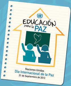 """""""Cincuenta y siete millones de niños todavía se ven privados de educación"""", advierte Ban Ki-moon, Secretario General de las Naciones Unidas."""
