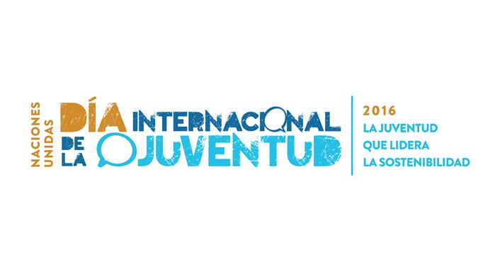 Banner Día Internacional de la Juventud