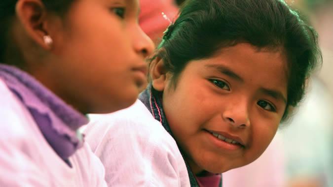 photo of girl children