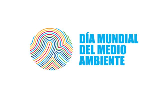 logo sobre el Día Mundial del Medio Ambiente