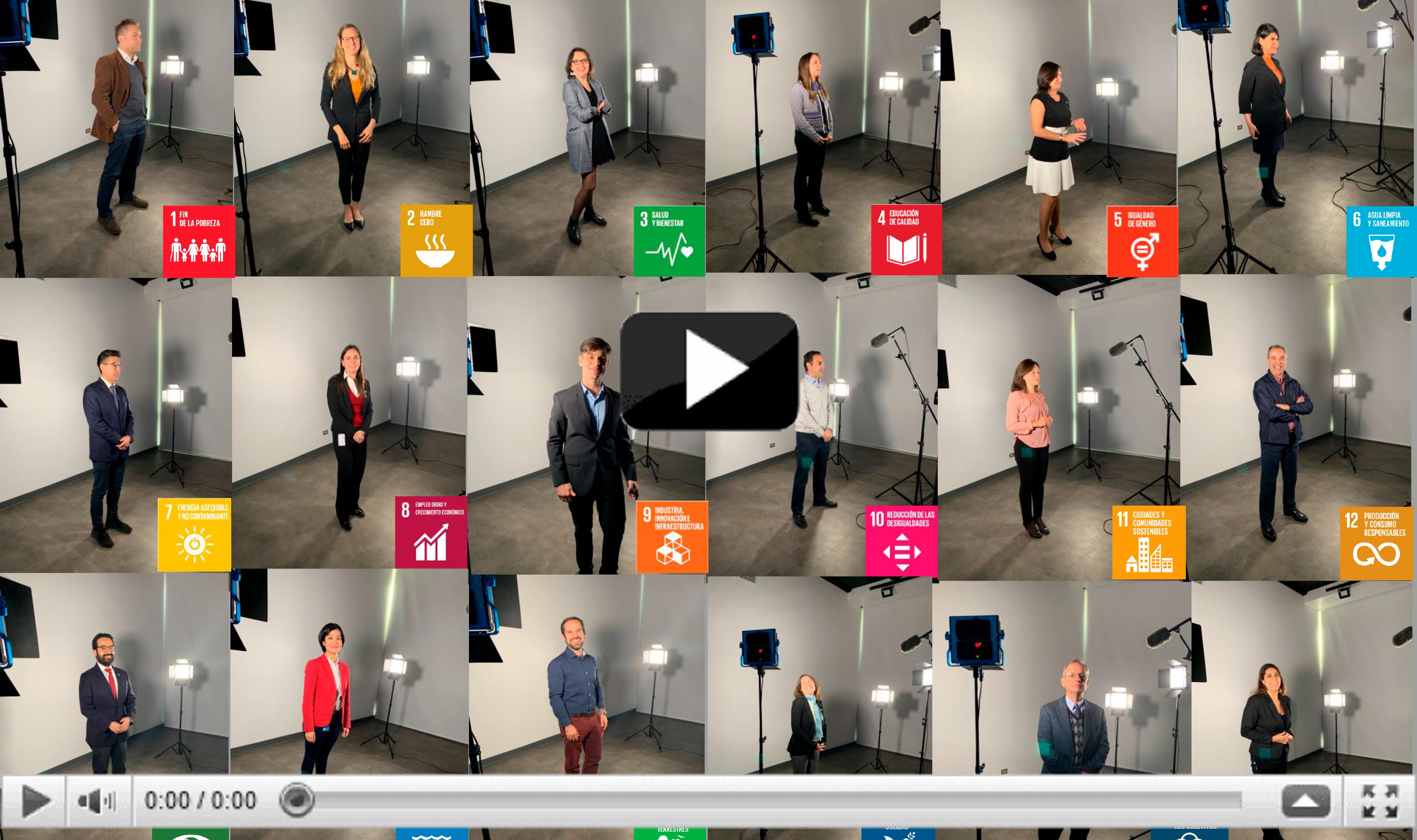 ODS SDG CEPAL ECLAC