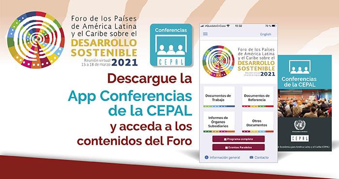 Apps Publicaciones de la CEPAL 2021