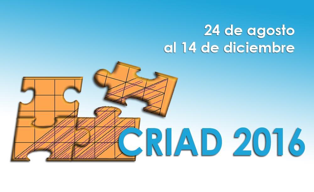 CRIAD 2016