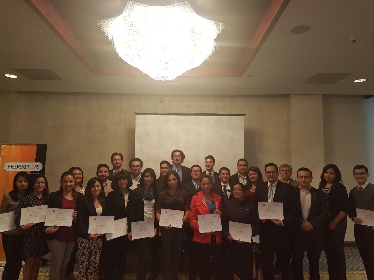 Participantes Quito