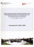 Portada Informe Anual 2005