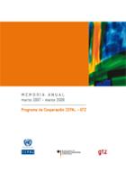 Portada Informe Anual 2007