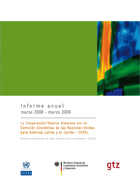 Portada Informe Anual 2008