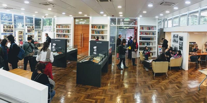 Biblioteca Hernán Santa Cruz