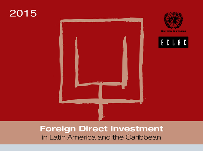 "Flagship report ""Foreign Direct Investment in Latin America and the Caribbean"""