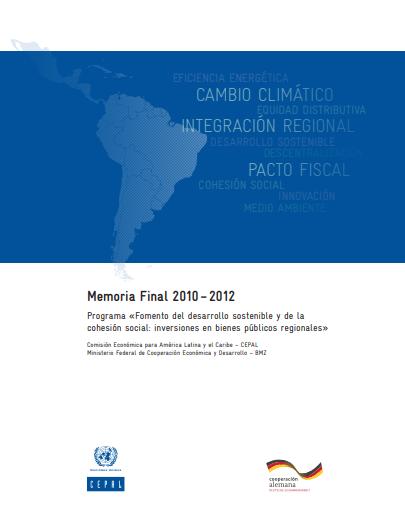 Memoria final 2010-2012
