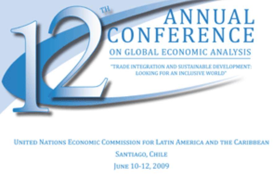 Duodécima Conferencia Anual sobre Análisis Económico Global