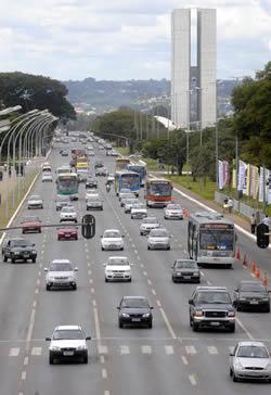 Calle de Brasilia