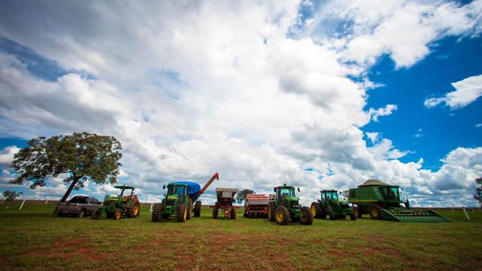 Imagen de maquinaria agrícola
