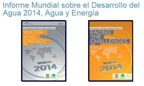"""El tema de este año es: """"agua y energía"""""""
