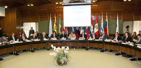 Documento lanzado el 31 de octubre en la Sede ALADI, Montevideo, Uruguay