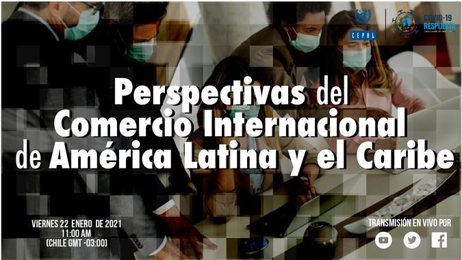 Banner Perspectivas Comercio Internacional 2020