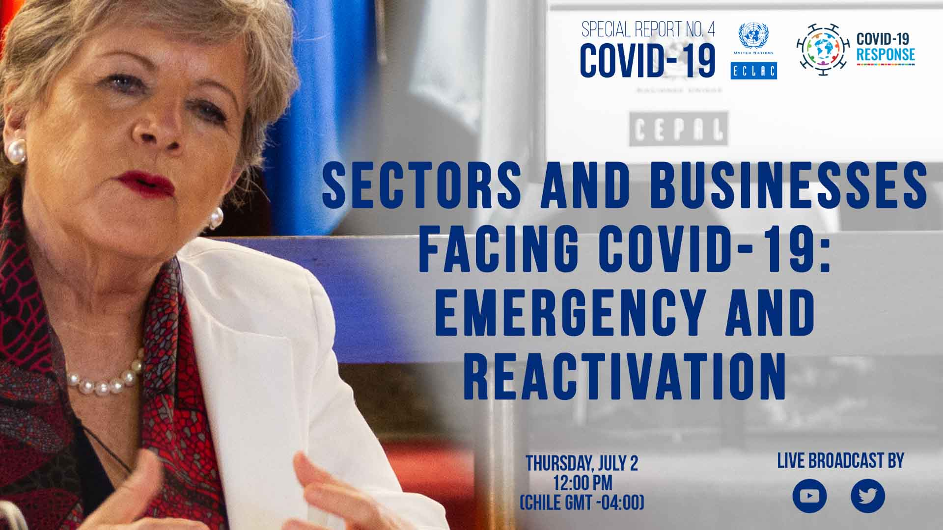 Banner Special Report COVID-19 No 4 Sectors and businesses