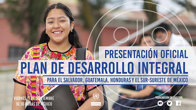 Banner de la presentación oficial del PDI.