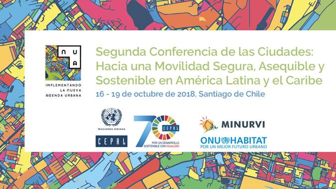 Banner de la conferencia.