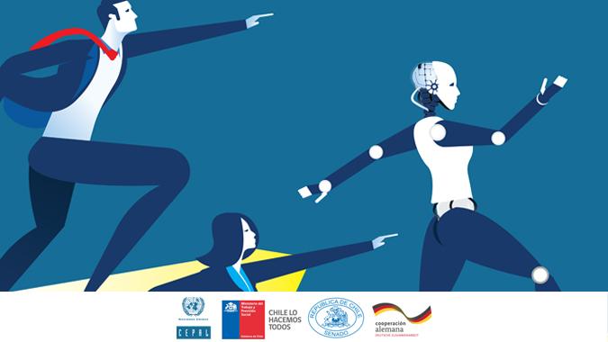 Banner seminario transformación del empleo ante la revolución digital