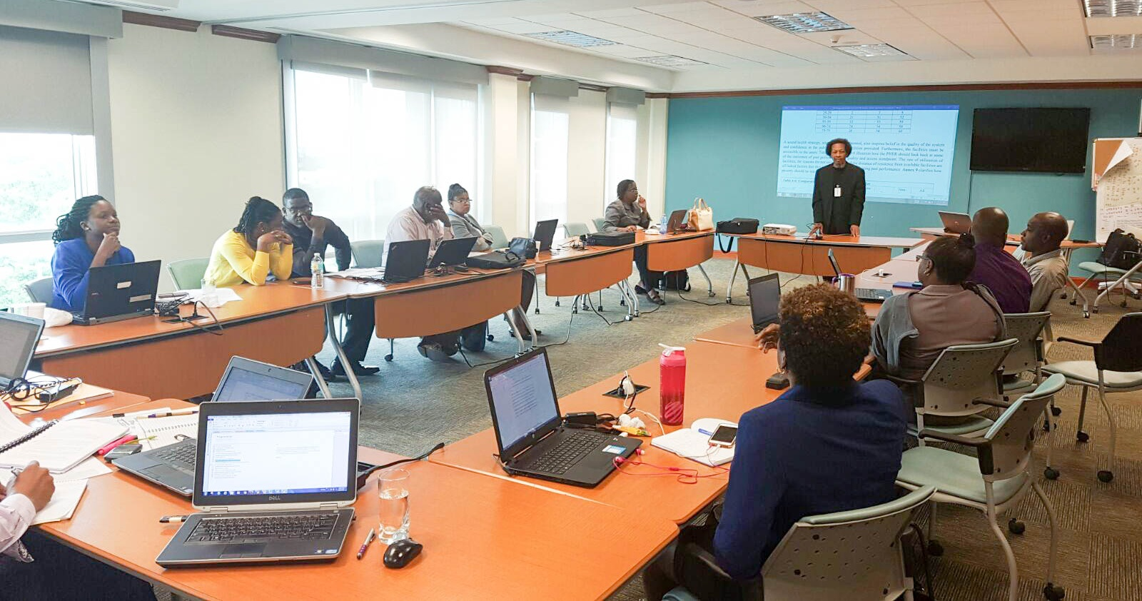 Development account project workshop - Barbados