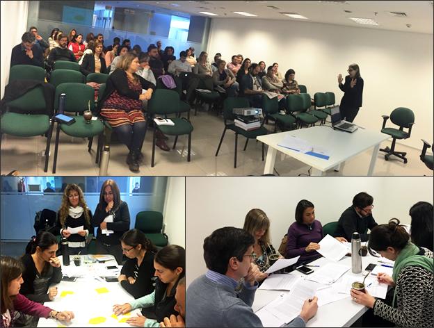 ILPES capacita a funcionarios uruguayos en desarrollo territorial
