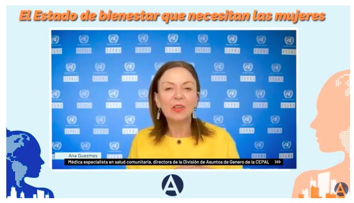 CEPAL destaca la necesidad de un nuevo pacto para una recuperación transformadora con igualdad de género en América Latina y el Caribe