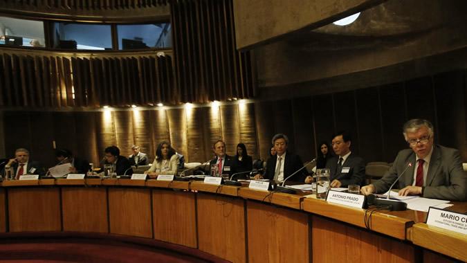 Imagen del taller República de Corea-CELAC-CEPAL sobre Capacitación para la internacionalización de pymes en América Latina y el Caribe.
