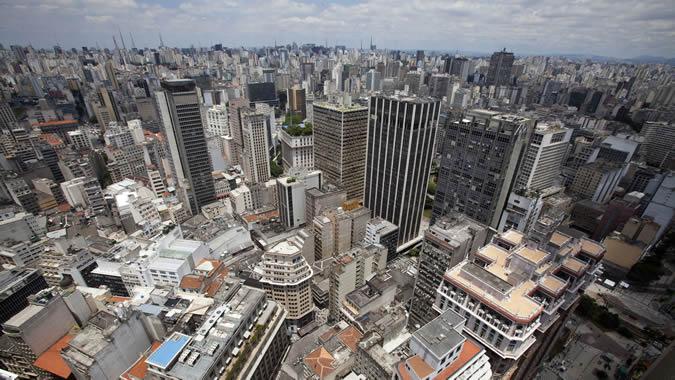 foto de una ciudad