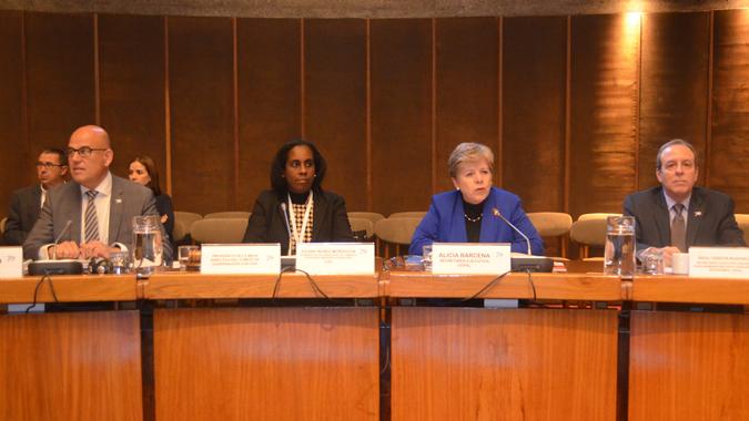 Octava reunión de la Mesa Directiva del Comité de Cooperación Sur-Sur