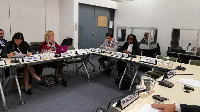 Novena reunión de la Mesa Directiva del Comité de Cooperación Sur-Sur