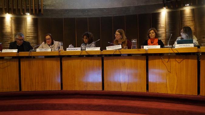 Panel sobre educación técnico profesional e igualdad de género