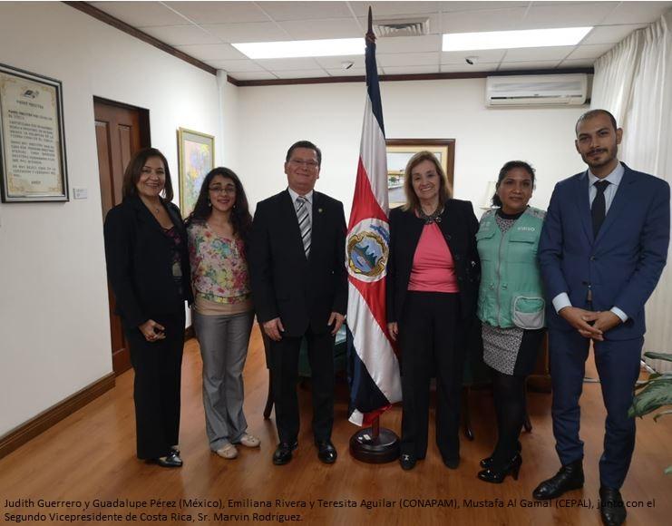 Delegación de México en Costa Rica