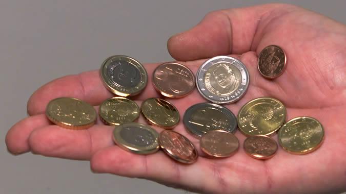 foto de monedas