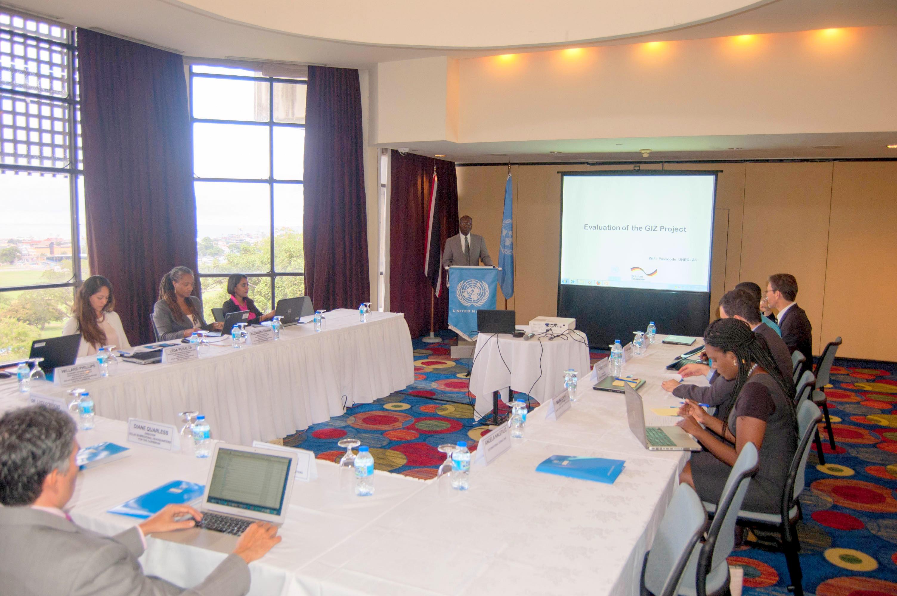 GIZ final assessment workshop