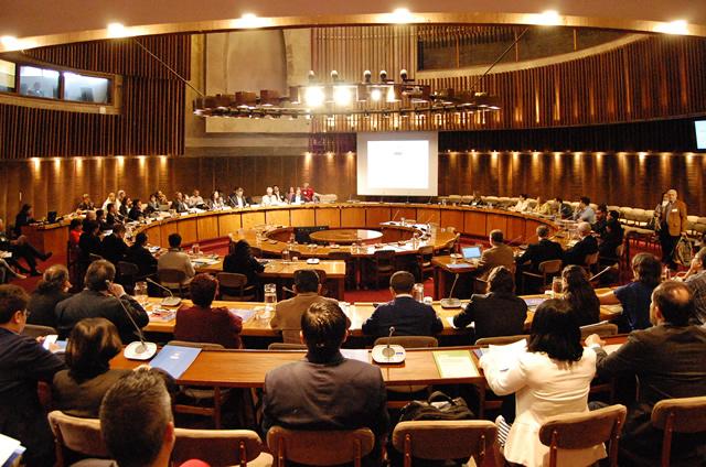 Reunión de expertos en planificación multiescalar y desarrollo territorial