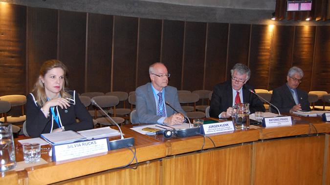 El Secretario Ejecutivo Adjunto de la CEPAL, Antonio Prado, inauguró seminario sobre planificación y gestión pública.