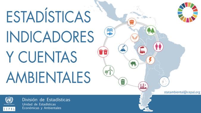 Banner de la red de estadísticas ambientales.