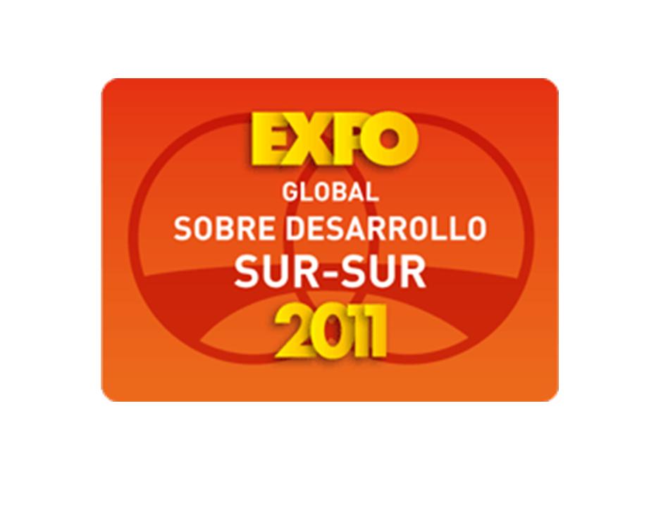 Expo Global sobre Desarrollo Sur-Sur 2011