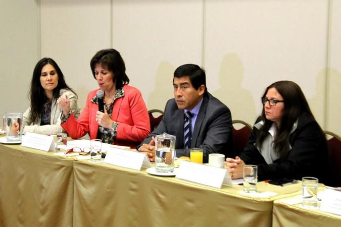 panel impacto igualdad de género Perú