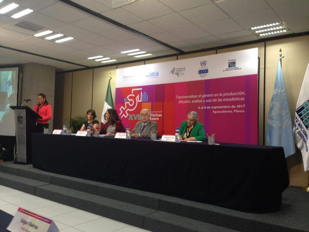 Fortalecer la perspectiva de género en la producción de estadísticas es fundamental para el cumplimiento de la Agenda 2030 para el Desarrollo Sostenible