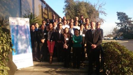 Foto de asistentes del curso