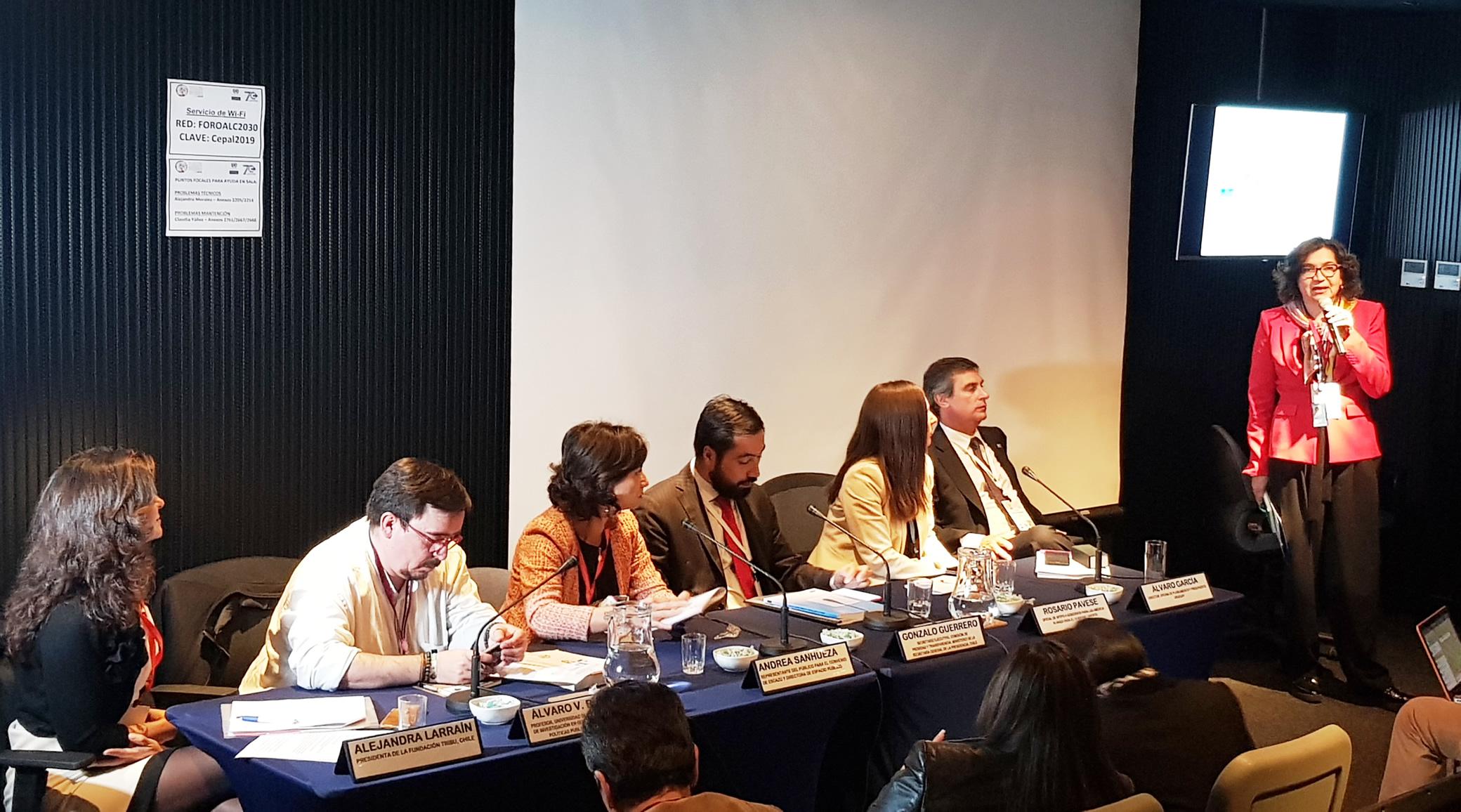 Expertos analizan en la CEPAL el rol del gobierno abierto en la planificación para el desarrollo y el cumplimiento de la Agenda 2030