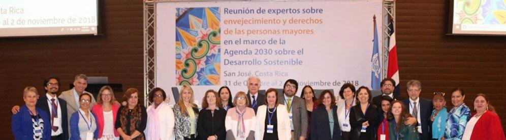 reunion de expertos sobre envejecimiento y derechos de las personas mayores