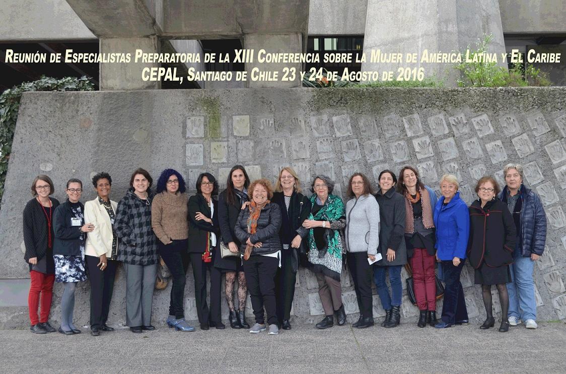 Reunión de especialistas preparatoria de la XIII Conferencia Regional sobre la Mujer de América Latina y el Caribe