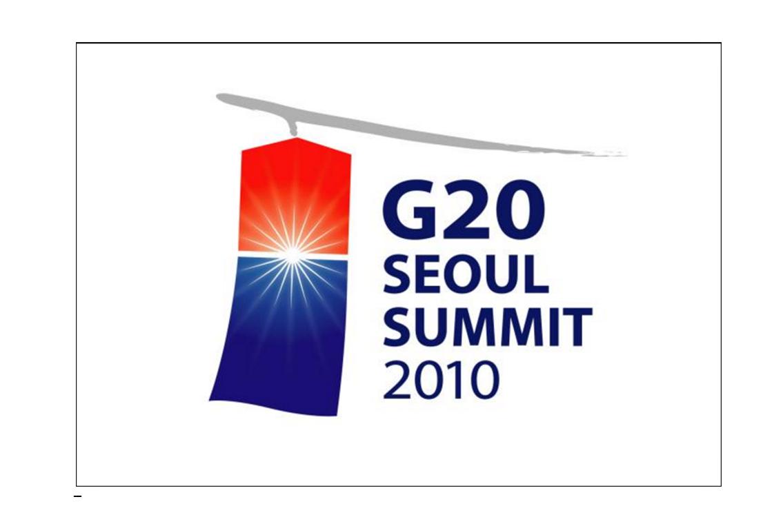 G 20 Seúl