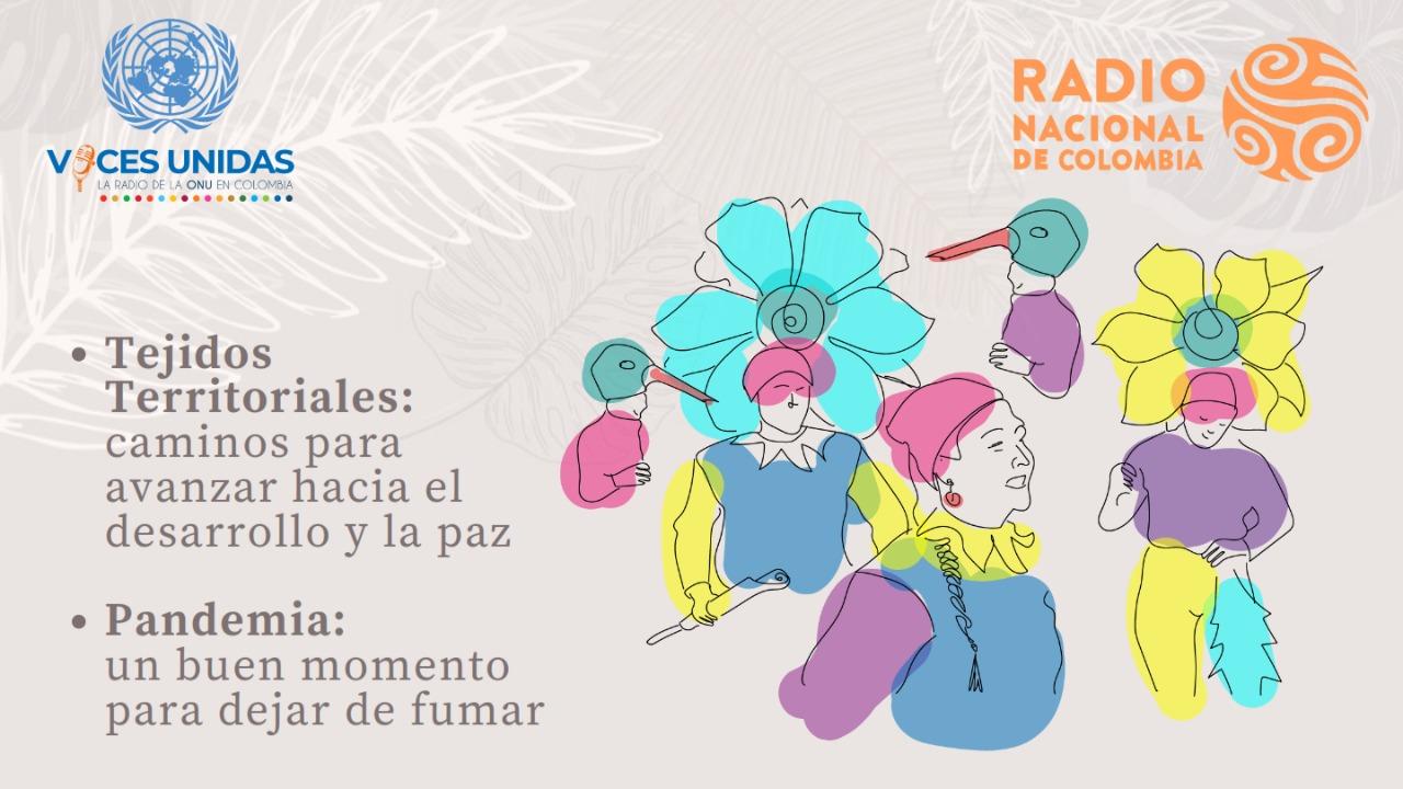 Imagen programa Voces Unidas Colombia