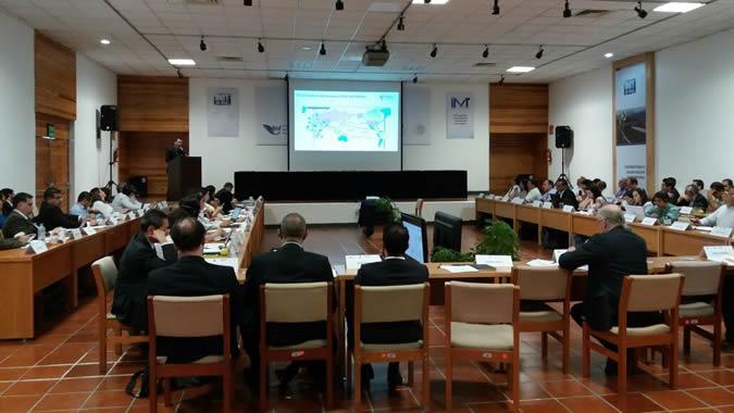 El Taller nacional de México sobre Políticas Integradas y Sostenibles de Logística se llevó a cabo en las instalaciones del Instituto Mexicano de Transporte (IMT) en Sanfandila, Querétaro, México.